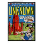 Horror Comics: Into the Unknown 61. Card