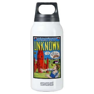 Horror Comics: Into the Unknown 61. Insulated Water Bottle