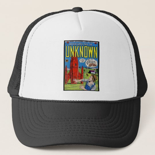 Horror Comics: Into the Unknown 61. Trucker Hat