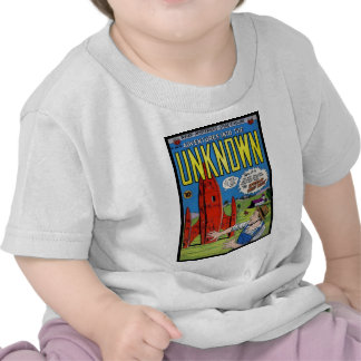Horror Comics: Into the Unknown 61. Tshirts