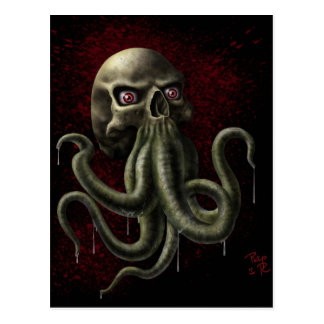 Horror de Lovecraftian Postal