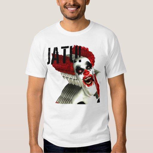 Horror del payaso de JATU Playeras