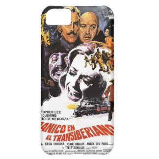 Horror Express iPhone 5C Case