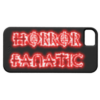 Horror Fanatic iphone 5 case