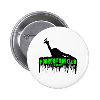 Horror Film Club of Athens Pinback Button