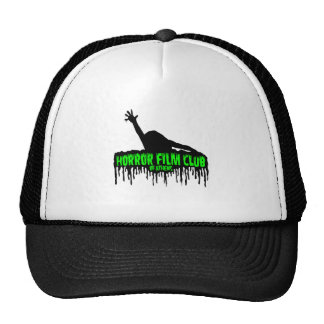 Horror Film Club of Athens Trucker Hats