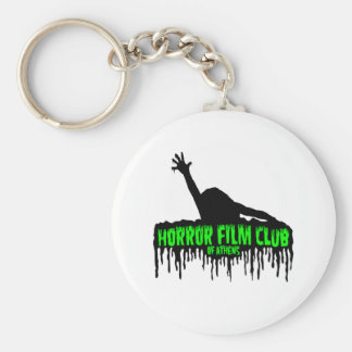 Horror Film Club of Athens Key Chains