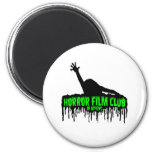 Horror Film Club of Athens Magnets