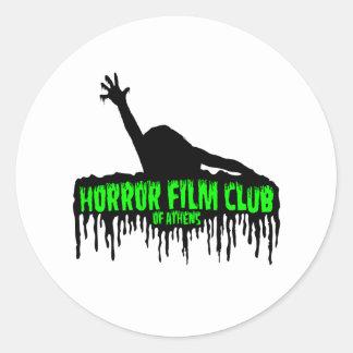 Horror Film Club of Athens Sticker