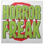 Horror Freak G Napkins