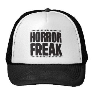 Horror Freak Trucker Hats