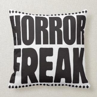 Horror Freak Pillows