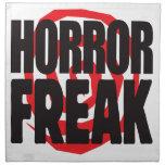 Horror Freak Printed Napkin