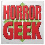 Horror Geek v2 Cloth Napkin