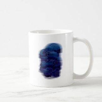 Horror Ghost Skeleton Coffee Mug