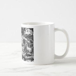 Horror Head Coffee Mug