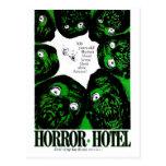 Horror Hotel Postcard