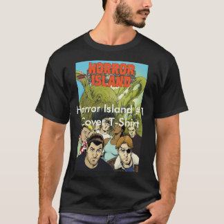 Horror Island #1 Cover T-Shirt