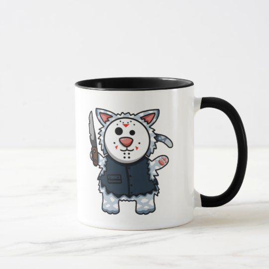 Horror Kitty Slasher Mug