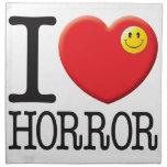 Horror Love Napkin