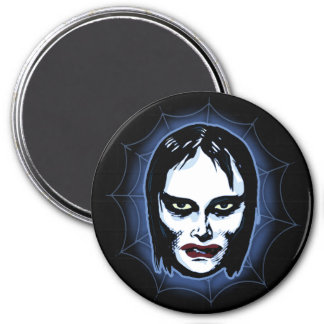 Horror Movie Monster Masks (vampire) 3 Inch Round Magnet