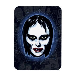 Horror Movie Monster Masks (vampire) Rectangular Photo Magnet