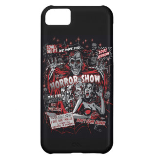 Horror movie Monsters spook show Cover For iPhone 5C