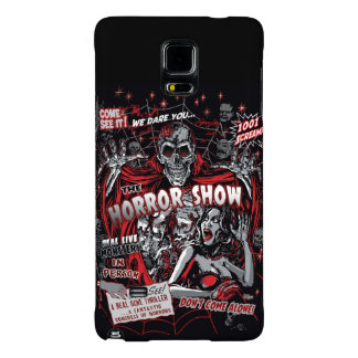 Horror movie Monsters spook show Galaxy Note 4 Case