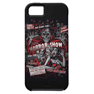 Horror movie Monsters spook show iPhone SE/5/5s Case
