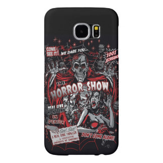 Horror movie Monsters spook show Samsung Galaxy S6 Case