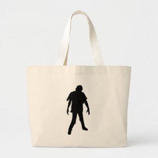 Horror Movie Zombie Dead Death Tote Bags
