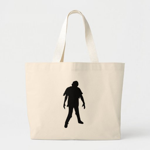 Horror Movie Zombie Dead Death Tote Bags