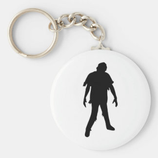 Horror Movie Zombie Dead Death Keychain