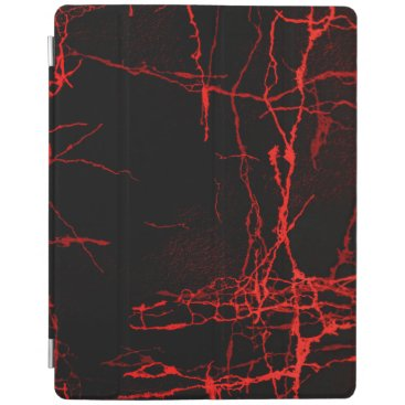Horror Red iPad Smart Cover