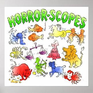 Horror-scopes Poster