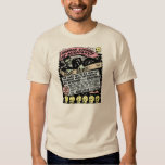 Horror Strikes At Midnight Vintage Spook Show Art T-shirt