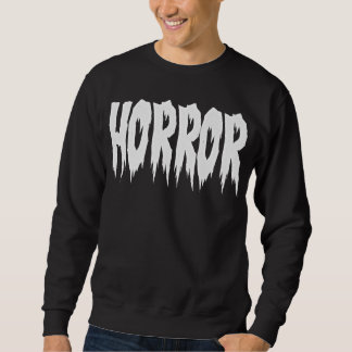 Horror Sweatshirt