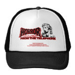 Horror Tales From The Telephone Retro Movie Ad Mesh Hats
