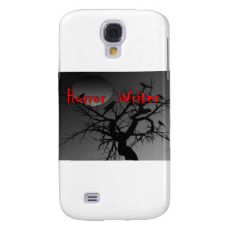 Horror Writer Red Letter Samsung Galaxy S4 Cover