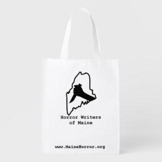 Horror Writers of Maine (official handbag) Grocery Bag
