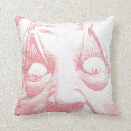 Horror Zombie Pillow