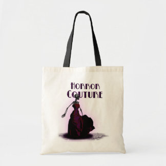 horrorcouture runway logo bag