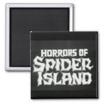 Horrors of Spider Island magnet