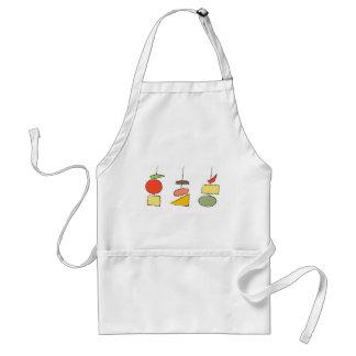hors devours adult apron