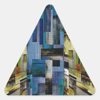 Hors-série Triangle Sticker