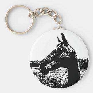 horse2bw llaveros