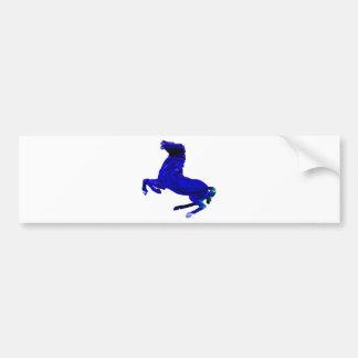 Horse3 Bumper Sticker