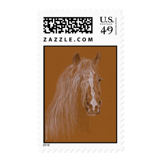 horse3 postage