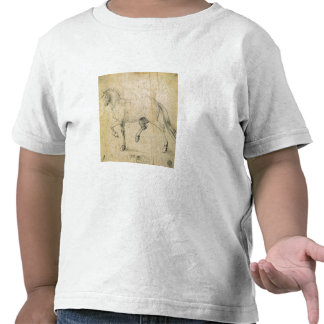 Horse, 1503 (pen and ink on paper) tshirt