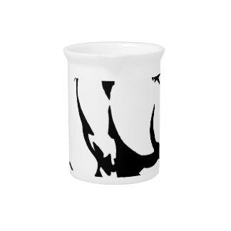 horse-1564370 jarra de beber
